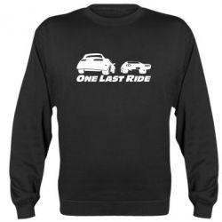 Реглан One last ride
