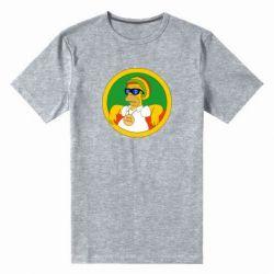 Чоловіча стрейчева футболка One love