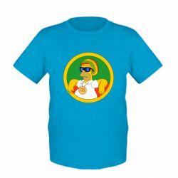 Дитяча футболка One love