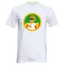 Чоловіча спортивна футболка One love