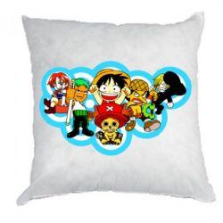 Подушка One piece anime heroes