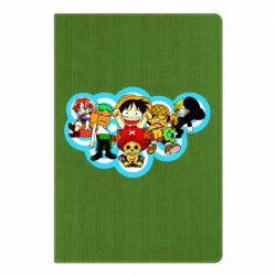 Блокнот А5 One piece anime heroes