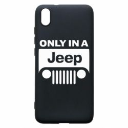 Чехол для Xiaomi Redmi 7A Only in a Jeep