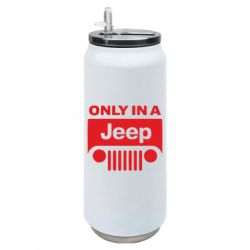 Термобанка 500ml Only in a Jeep