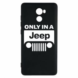 Чехол для Xiaomi Redmi 4 Only in a Jeep