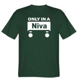 Мужская футболка Only Niva - FatLine