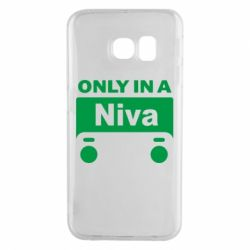 Чехол для Samsung S6 EDGE Only Niva