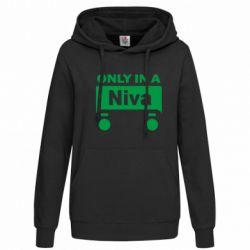 Женская толстовка Only Niva - FatLine
