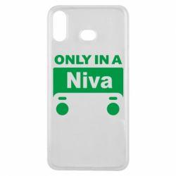 Чехол для Samsung A6s Only Niva