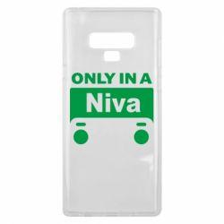 Чехол для Samsung Note 9 Only Niva