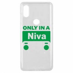 Чехол для Xiaomi Mi Mix 3 Only Niva
