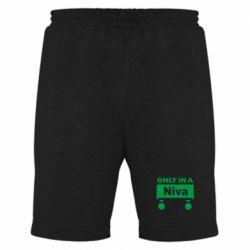 Мужские шорты Only Niva - FatLine