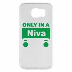 Чехол для Samsung S6 Only Niva