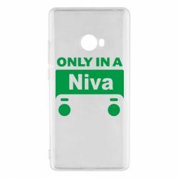 Чехол для Xiaomi Mi Note 2 Only Niva