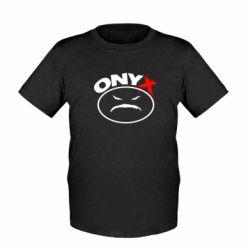 Детская футболка Onyx - FatLine