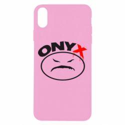 Чохол для iPhone Xs Max Онікс