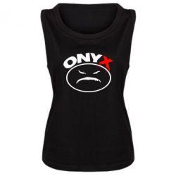Женская майка Onyx - FatLine