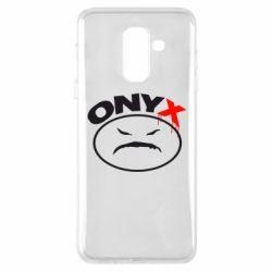 Купить Чехол для Samsung A6+ 2018 Onyx, FatLine