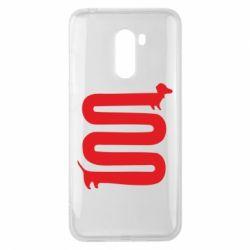 Чехол для Xiaomi Pocophone F1 оооочень длинная такса