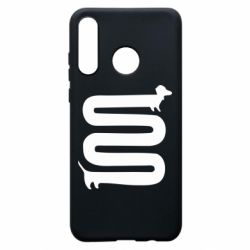 Чехол для Huawei P30 Lite оооочень длинная такса - FatLine