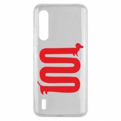 Чехол для Xiaomi Mi9 Lite оооочень длинная такса