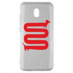 Чехол для Xiaomi Redmi 8A оооочень длинная такса