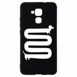 Чехол для Huawei GT3 оооочень длинная такса