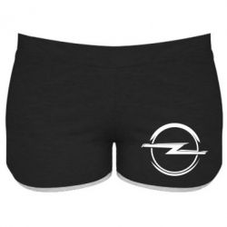 Женские шорты Opel Log - FatLine