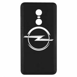 Чохол для Xiaomi Redmi Note 4x Opel Log