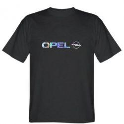 Футболка Opel Logo Голограмма
