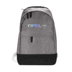 Городской рюкзак Opel Logo Голограмма