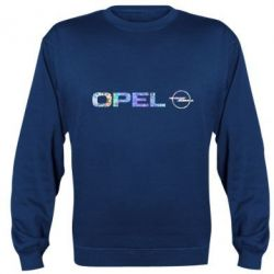 Реглан Opel Logo Голограмма