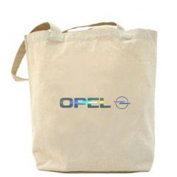 Сумка Opel Logo Голограмма