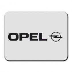 Коврик для мыши Opel Logo