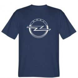 Чоловіча футболка Opel logo