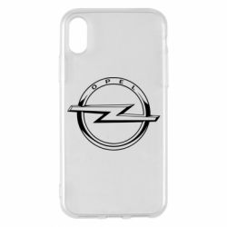 Чохол для iPhone X/Xs Opel logo