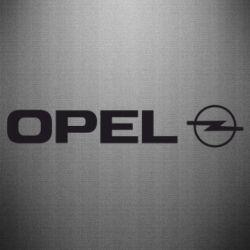 Наклейка Opel Logo - FatLine