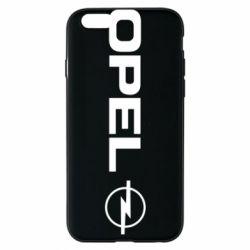 Чехол для iPhone 6/6S Opel Logo