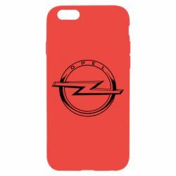 Чохол для iPhone 6/6S Opel logo