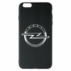 Чохол для iPhone 6 Plus/6S Plus Opel logo