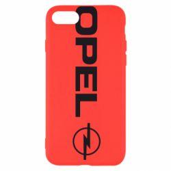 Чехол для iPhone 7 Opel Logo