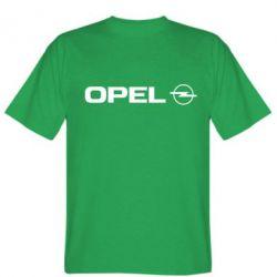 Мужская футболка Opel Logo - FatLine
