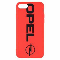 Чехол для iPhone 8 Opel Logo