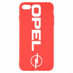 Чехол для iPhone 8 Plus Opel Logo