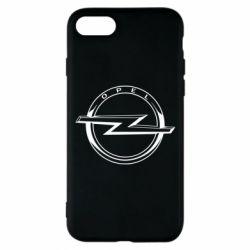 Чохол для iPhone 8 Opel logo
