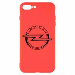 Чохол для iPhone 8 Plus Opel logo