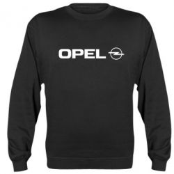 Реглан (свитшот) Opel Logo