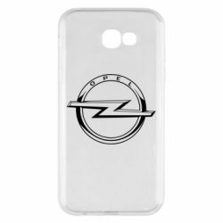 Чохол для Samsung A7 2017 Opel logo