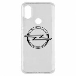 Чохол для Xiaomi Mi A2 Opel logo