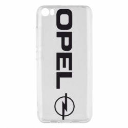 Чехол для Xiaomi Mi5/Mi5 Pro Opel Logo